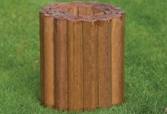 Hardwood Log Roll 30cm
