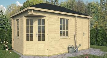 Agnes with Shed Annexe 3x4.4m