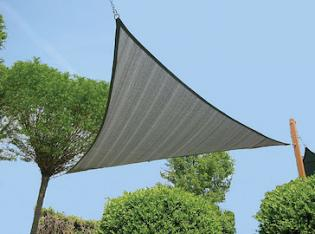 Garden Sail Shelter - Triangle