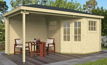 Rianne Log Cabin 5x2.5m