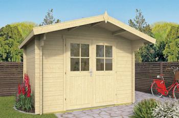 Peter Log Cabin 3x3m 34mm logs