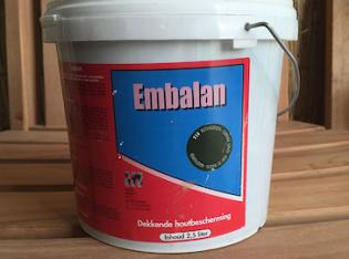 Embalan Timber Paint