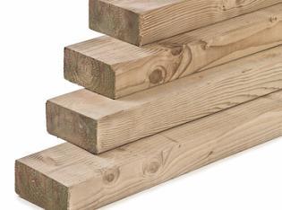 Eased Corner Timber 70mm