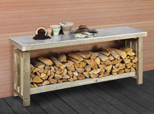 Large Potting Bench
