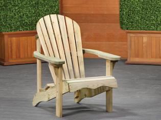 Miami Adirondack Chair