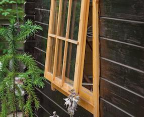 Windows for Log Cabins - Single Glazed