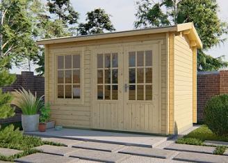 Daisy Log Cabin 3.5 x 2.5m