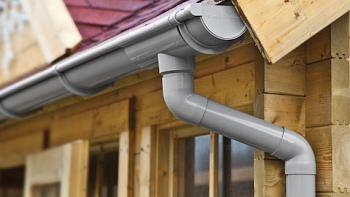Garden Building Guttering 100mm