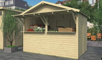 Pop Up Market Stall 3.0 x 2.0m