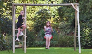 Economy Outdoor Swing Frame