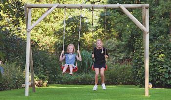 Maxim Garden Swing Set