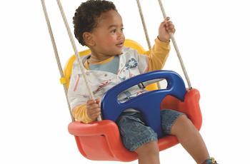 Flexible Swing Seat