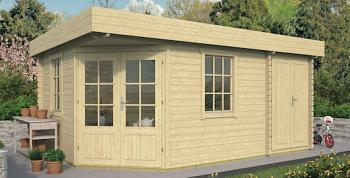 Helge with Shed Annexe 3.5x5.0m