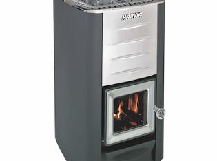 Harvia M3 Wood-Burning Sauna Heater
