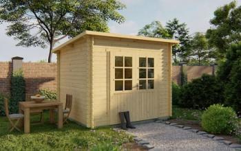 Mila Pent Log Cabin 2.9x2.6m