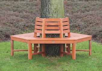 Hardwood Tree Seat