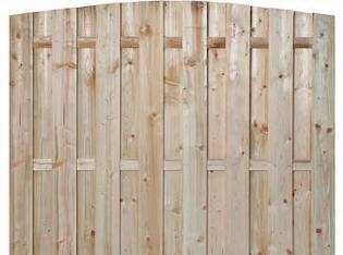 Den Haag Fence Panel