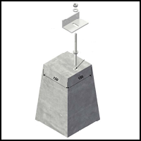 Adjustable Concrete Foundation