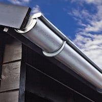 Galvanised Guttering Parts