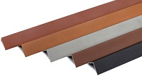 Aluminium Decking Edging Strip