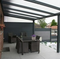 Aluminium Walls And Fencing