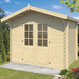 Anja 28mm Log Cabin 2.95 x 2.0m