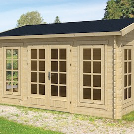 Arne Log Cabin 4.5x3.5m