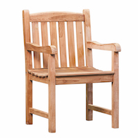 Birmingham Teak Garden Chair