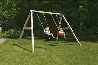 Blue Rabbit Free Swing Play Centre