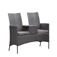 Brentwood Rattan Love Seat