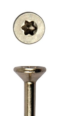 Chipboard Screw Torx Part Threaded