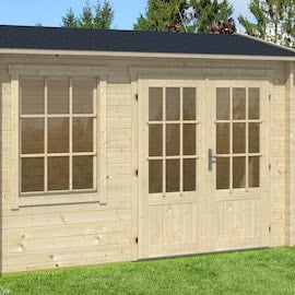 Daisy Log Cabin 3.5 x 2.5m
