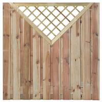 Enschede Superior Fence Panel Range