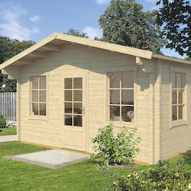 Fermoy 70mm Log Cabin 5.0x5.0m