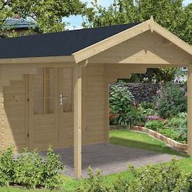 Georg Log Cabin 3x2.6m