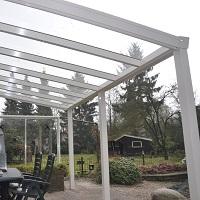 Glass Veranda 3m