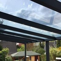 Glass Veranda 4m