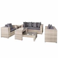 Hamilton Wicker Lounge Set