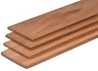 Hardwood Fine Sawn Slats