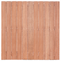 Hoorn Fence Panel Range