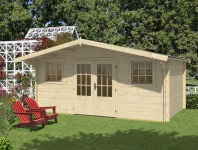 Karen Log Cabin 5 x 3.2m