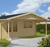 Klaas Log Cabin 5x4m