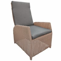Adjustable Wicker Chair Range
