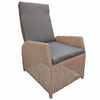 Adjustable Wicker Chair Range