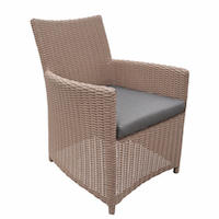 Simple Rattan Garden Chair Range