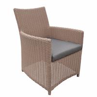 Simple Rattan Garden Chair Range