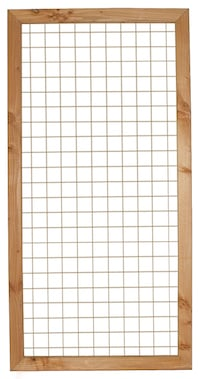 Larch Garden Mesh Screen