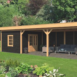 Larch Pent Garden Building Type Eight