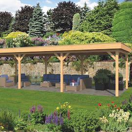 Larch Pent Garden Building Type Nine