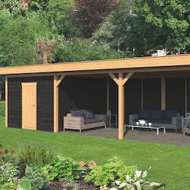 Larch Pent Garden Building Type Seven